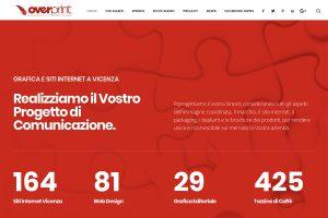 Overprint Studio grafico siti internet vicenza