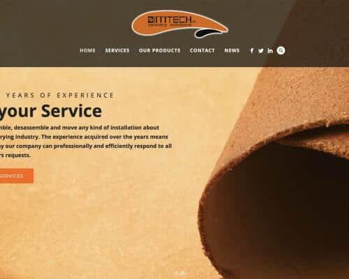 Simtech Tannery Solutions overprint snc siti internet vicenza