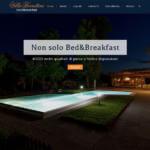 Sito Internet Villa Berrettini Bed e Breakfast