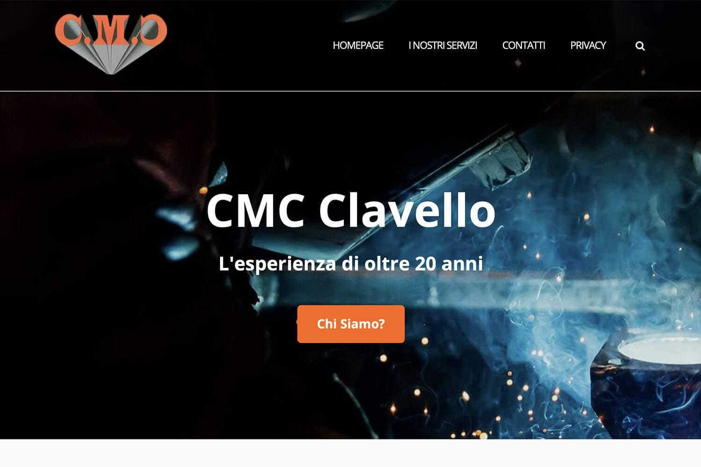 Sito Internet CMC Clavello