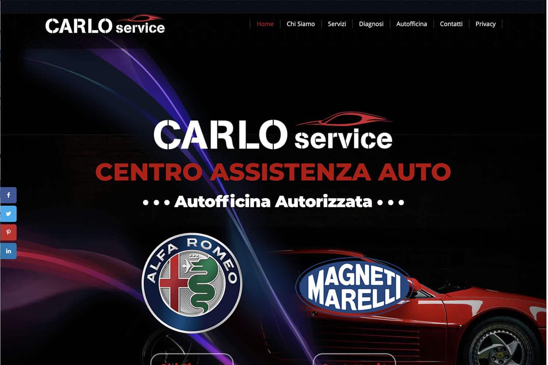 Sito Internet Carlo Service