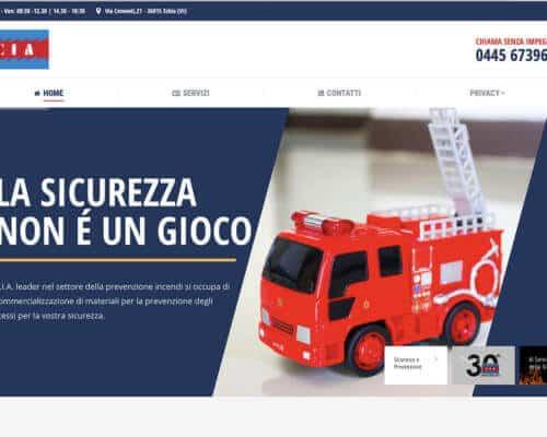 Sito Internet Centro Italiano Anticendio