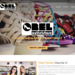 Sito Internet Obel Outlet Store