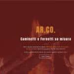 Sito Internet Arco Caminetti