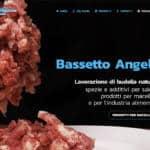 Sito internet Bassetto Angelo