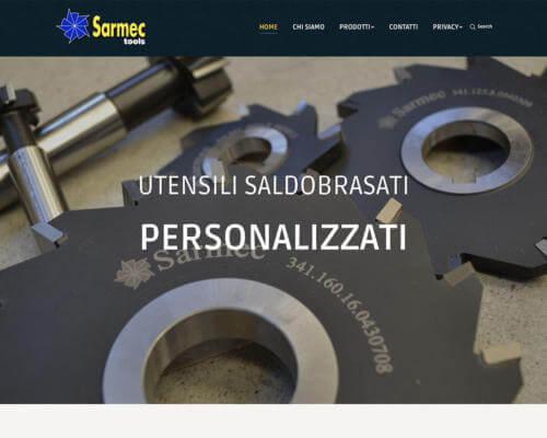 Sito Internet Sarmec Tools