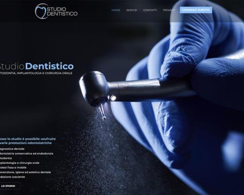 Sito Internet Studio Dentistico
