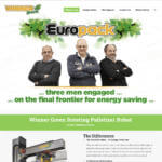 Sito Internet Winner Green Europack
