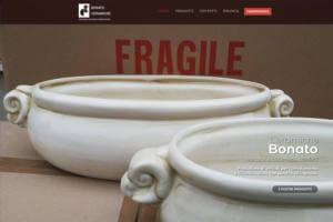 Sito Internet Ceramiche Bonato