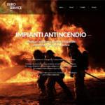 Sito Internet Euro Service Antincendio