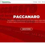 Sito Internet Paccanaro Idraulico