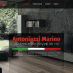 Sito Internet Ceramiche Antoniazzi Marino