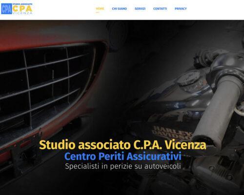 Sito Internet Studio Associato CPA